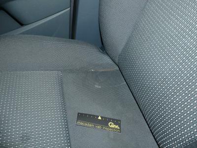 Seat cover F R Dirty