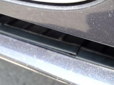 Bumper grille Broken