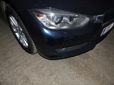 Front bumper Bump(s) and scratch(es)