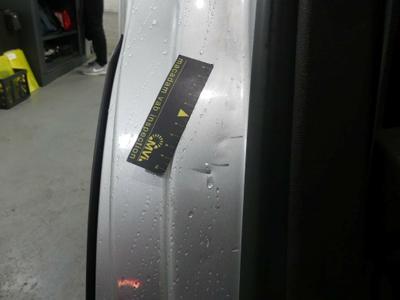 Door frame R R Dent(s)