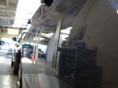 Porte AVD Mauvaise réparation