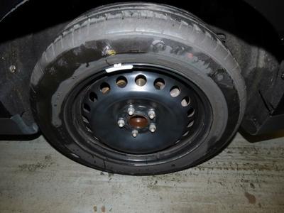 Enjoliveur roue ARG Manque
