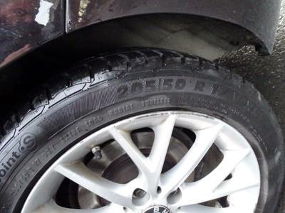 Tyre R L Not original part