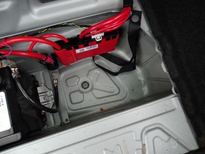 Kit réparation pneu Manque