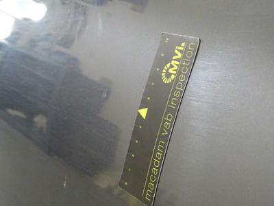 Porte ARD Mauvaise réparation