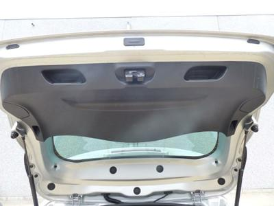 Trunk lid covering R Scratch(es)