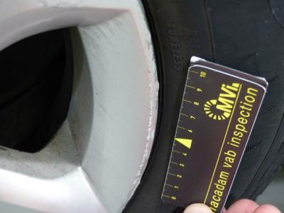 Enjoliveur roue AVG Griffe(s)