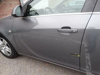 Door F L Dent(s) and scratch(es)