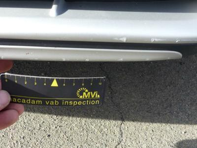 Pare-chocs AVM Griffe(s)