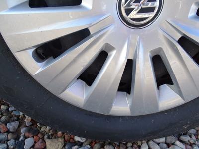 Enjoliveur roue ARG Deformed / Strained