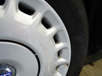 Enjoliveur de roue ARD Deformed / Strained