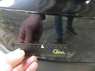Body panel Damaged