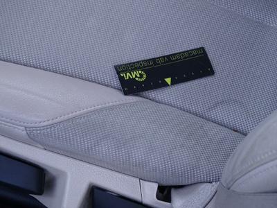 Revêtement assise siège AVG Tache
