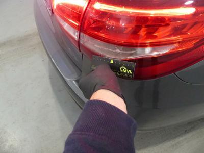 Rear light R tailgate Broken