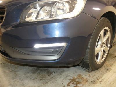 Bumper F Bad repair