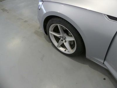 Alloy rim FL polished Scratch(es)