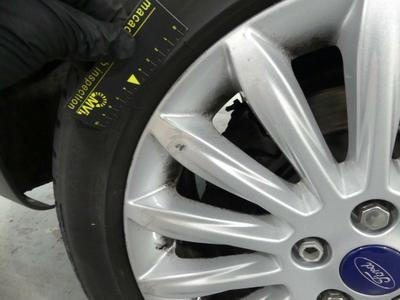 Alloy rim RR Scratch(es)