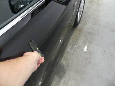 Door RR Bad repair
