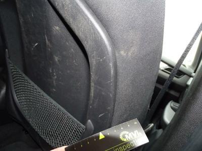 Outer backrest protection R Scratch(es)