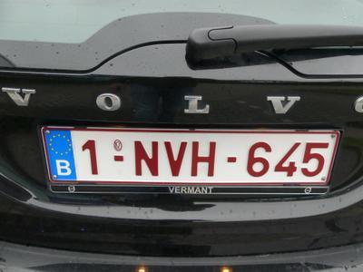 License plate