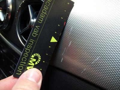 Dashboard Scratch(es)