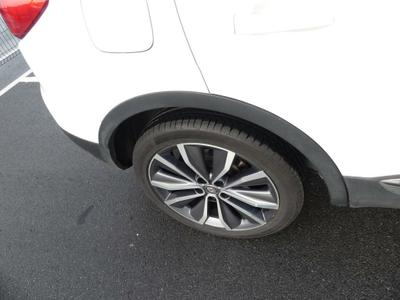 Alloy rim RR polished Scratch(es)