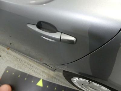 Porte ARG Deformed / Strained