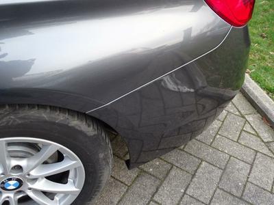 Bumper R Bad repair