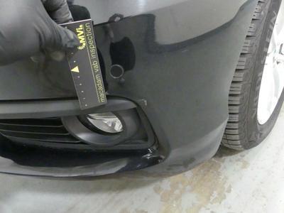 Bumper F R Scratch(es)
