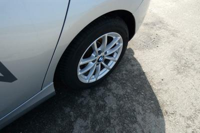 Alloy rim RL Scratch(es)