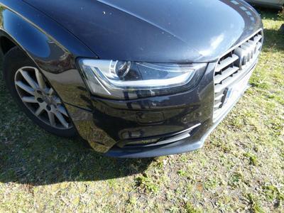 Bumper F Broken