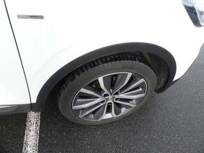 Alloy rim FR polished Scratch(es)