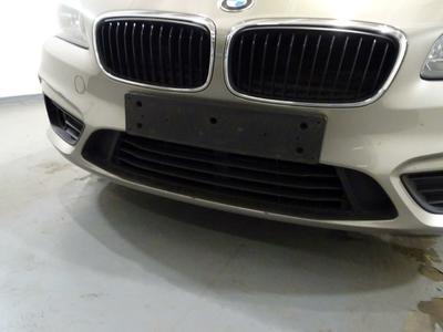 Bumper grille Deformed / Strained