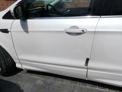 Door FL Bad repair